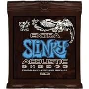 Corzi chitara acustica Ernie Ball 2150 Extra Slinky