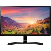 Monitor LED LG 24MP58VQ-P 23.8 inch 5ms Black