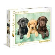 Clementoni Three Labs 1000 Piece Jigsaw Puzzle