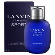 Lanvin L´Homme Sport apă de toaletă 100 ml tester pentru bărbați
