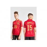 adidas Originals Maillot Domicile Espagne 2020 Ramos #15 Junior - 9-10Y
