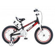 """Dječji bicikl Space 14"""" - crni aluminij"""