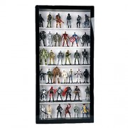 "Action Figure Display Case - 3 3/4"" Scale by Blazon Displays"