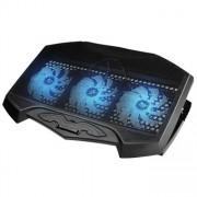 NUOXI Ultratyst laptop ställ USB Cooler - 2 x USB Portar