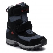 Cizme de zăpadă COLUMBIA - Childrens Parkers Peak Boot YC5409 Graphite/ Bright Red 053