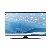 "Samsung 40"" 40KU6072 4K LED TV, SMART, 1300 PQI, QuadCore, DVB-TC(T2 Ready), Wireless, Network, PIP, 3xHDMI, 2xUSB, Black"