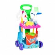 Set de joaca MalPlay Mommy little Helper set pentru curatenie