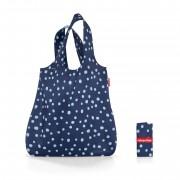 Чанта синьо лято Reisenthel Mini Maxi Shopper