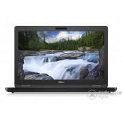 Laptop Dell Latitude 5591 N002L559115EMEA_UBU, negru, layout tastura HU