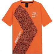 Nike CR7 T-shirt Dri-Fit Kids Total Orange - Oranje - Size: 152