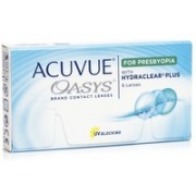 Acuvue Oasys for Presbyopia (6 linser)