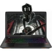 "Laptop Gaming ASUS ROG STRIX GL553VE-FY035 (Procesor Intel® Core™ i7-7700HQ (6M Cache, up to 3.80 GHz), Kaby Lake, 15.6""FHD, 16GB, 1TB @7200rpm, nVidia GeForce GTX 1050Ti @4GB, Wireless AC, Endless OS, Tastatura iluminata)"