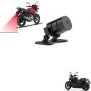 Auto Addict Bike Styling Led Laser Safety Warning Lights Fog Lamp Brake Lamp Running Tail Light-12V For Yamaha VMAX