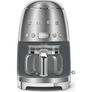 Espressor Smeg DCF02SSEU, 1050 W, 1,4 l, Crom