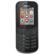 Nokia 130 Dual Sim 4 MB RAM Phone With 1020 mAh Battery Camera And FM
