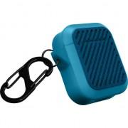 LAUT Housse de protection étui antichoc LaP Capsule AirPods - Aqua blue