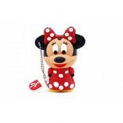 Pankreeti Minnie Mouse 16 GB Pen Drive (Red)