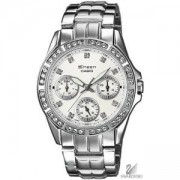 Дамски часовник CASIO SHEEN SWAROVSKI EDITION SHN-3013D-7AER