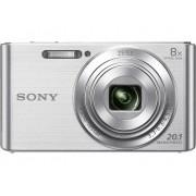 Sony Cyber-Shot DSC-W830S Digitale camera 20.1 Mpix Zoom optisch: 8 x Zilver