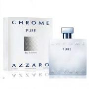 Azzaro Chrome Pure Eau de Toilette Spray 100ml за мъже