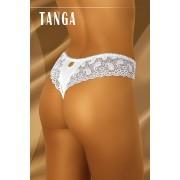 Női tanga Tanga white