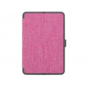 Roze Extreme Canvas Bookcase voor de iPad Mini 4