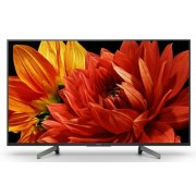 "Televizor LED Sony 125 cm (49"") KD49XG8396B, Ultra HD 4K, Smart TV, Android TV, WiFi, CI+"