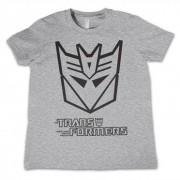 Decepticon Logo Kids T-Shirt, Kids T-Shirt