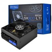 Sursa Silverstone SFX Series Titanium 800W, full modulara, Active PFC, 80 PLUS Titanium, SLI/CrossFire, SST-SX800-LTI