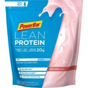 PowerBar Lean Protein Strawberry - Male - Rood - Grootte: One Size
