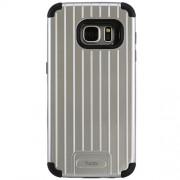Husa Capac Spate Armor Argintiu Samsung Galaxy S7 Edge YUPPI LOVE TECH