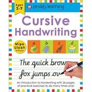 Wipe Clean Workbook Cursive Writing