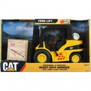 Toy State Caterpillar Heavy Duty Worker minimotostivuitor 34647