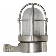 Scheepslamp Caspian 3 Nikkel