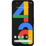 Google - Pixel 4a 128GB (Unlocked) - Just Black