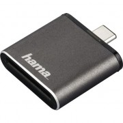 SD Card Reader UHS-II USB 3.1 tip C OTG SD gri-124186