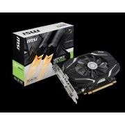 VGA MSI GTX 1050 Ti 4G OC, nVidia GeForce GTX 1050 Ti, 4GB 128-bit GDDR5, do 1506MHz, DP, DVI-D, HDMI, 36mj