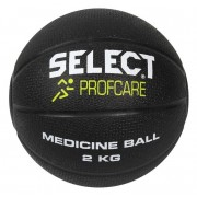 nehéz labda Select Medicine ball 2 kg fekete