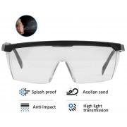 Pracovní brýle anti-zmlžování s HD čočkami