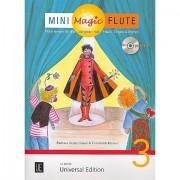Universal Edition Mini Magic Flute Band 3 Libros didácticos