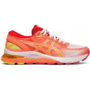 Asics Gel Nimbus 21 - scarpe running neutre - donna - Orange
