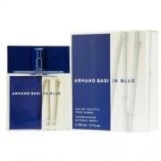 Armand Basi Blue For Men Eau De Toilette Spray 50ml