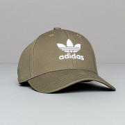 adidas Baseball Classic Trefoil Cap Raw Khaki/ White