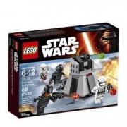 LEGO STAR WARS Pachet de lupta Ordinul Intai 75132 pentru 6-12 ani