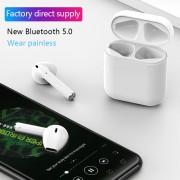 Блутут слушалки i9S