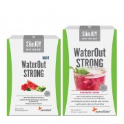 Sensilab Power Entwässerungs-DUO Körper entwässern und abnehmen 24/7 WaterOut Strong: 10 Beutel, WaterOut Strong Night: 30 Kapseln Senislab