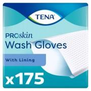 TENA Wash Gloves - Gants plastifiés