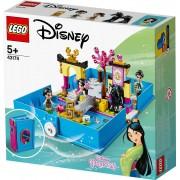 Lego Disney Princess 43174 Mulans Sagoboksäventyr