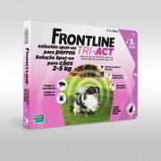 Merial Frontline Tri-Act (2-5 Kg) 3 Pipetas