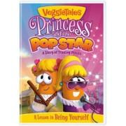 Capitol Christian Distribution VeggieTales: Princess and the Pop Star - DVD